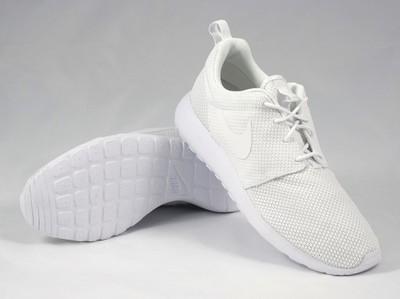 Buty Meskie Nike Roshe One Biale 511881 112 Wiosna 6737042624 Oficjalne Archiwum Allegro