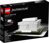 LEGO ARCHITECTURE Mauzoleum Lincolna 21022