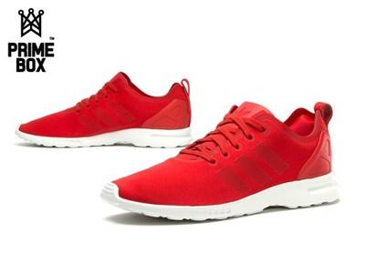 damskie buty czerwone adidas
