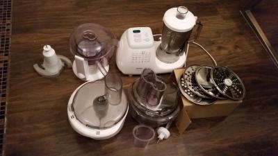 Zelmer Robot kuchenny Fenomen z sokowirówką 880.5