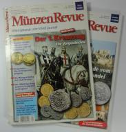 MunzenRevue - dwa numery, 1/2009, 11/2009