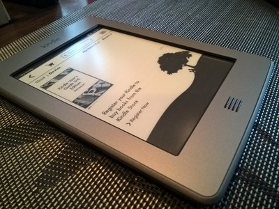 Kindle Touch WIFI bez reklam 4GB