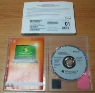 WINDOWS 7 HOME PREMIUM PL. SP1 64BIT OEM