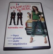FRANCUSKI NUMER - komedia VCD
