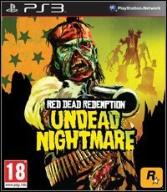 Red Dead Redemption Undead Nightmare PS3 Kurier 24