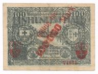 Elbląg notgeld 1922 st. 3-