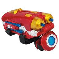 THE AVENGERS MARVEL REPULSOR TRI POWER IRON MAN