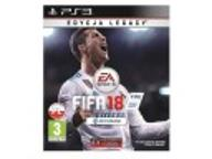 FIFA 18 LEGACY EDITION NOWA FOLIA PL PS3