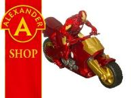 ARMOR CYCLE - POJAZD IRON MAN 2 (93584)