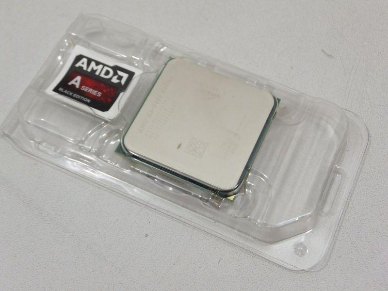 AMD A6-5400 3.60GHZ SERIES BLACK EDITION