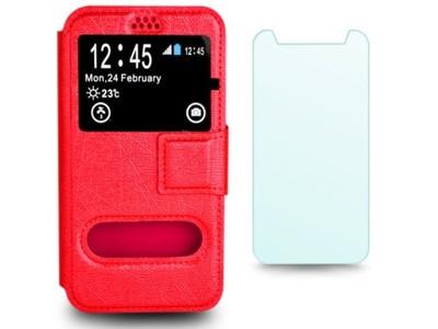 Etui + SZKŁO 9H do myPhone Q-Smart Elite