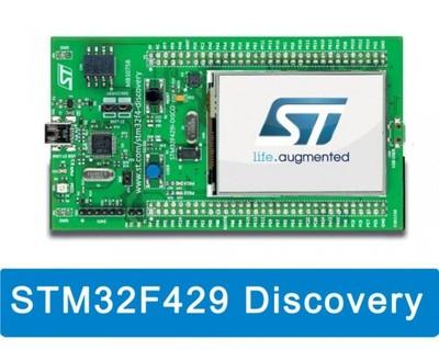 STM32F429I DISC1 Discovery z LCD Nowa Wersja - 6031091082