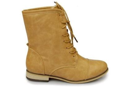 84c6244657425 BOTKI Workery OCIEPLANE Militarny STYL R39 - 4683023634 - oficjalne ...