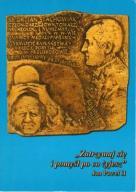 JAN PAWEŁ II - Pocztówka - Przedborów - medal
