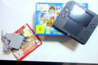 Nintendo 2ds + gra pokemon, zasilacz, paragon, GW!