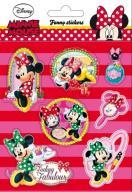 NAKLEJKI z serii Myszka Minnie