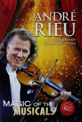 ANDRE RIEU: MAGIC OF THE MUSICALS [DVD]