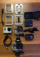 GoPro hero 3+ Black edition i Battery Bacpac