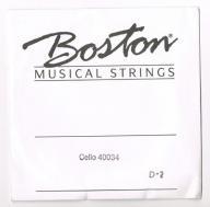 Struna do wiolonczeli 3/4 BOSTON B-434-D D2
