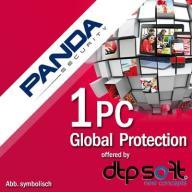 Panda Global Protection 2017 1 PC 1 ROK FV MULTI