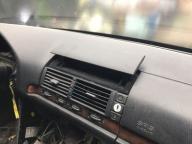 Schowek środkowy czarny Mercedes W140 S CL W-wa
