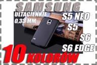 ETUI 0,3mm SAMSUNG GALAXY S5 S5 NEO S6 S6 EDGE