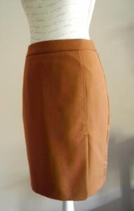 ORSAY spódnica camel kolor M Zdjęcie na imgED