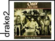 OZZY OSBOURNE: NO REST FOR THE WICKED [CD]