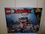 LEGO NINJAGO 70617 Świątynia Broni Ostatecznej Świ