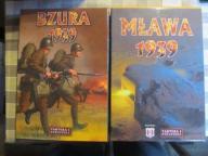 Bzura i Mława 1939 gra planszowa.