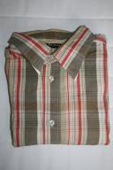 Koszula męska TOP SECRET XL krótki rękaw kratka