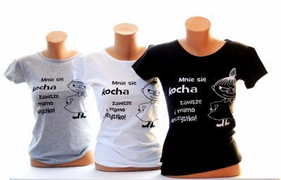 Mala Mi Na Wesolo T Shirt Bluzka Rozmiar M 6013590113 Oficjalne Archiwum Allegro