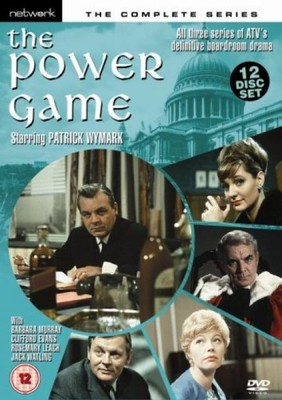 The Power Game - Series 1-3 - Complete [DVD]