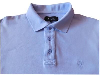 M Koszulka męska polo BYTOM _ śliczna_ #LOGO 6717080813  r5uEu