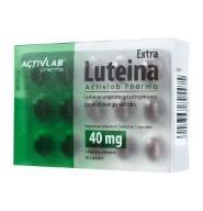 LUTEINA EXTRA 40 mg WYSOKA DAWKA 30 kaps. WZROK