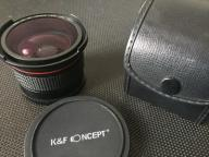 konwerter FISHEYE 58 mm!