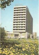 RZESZÓW --- HOTEL - RZESZÓW --- KWIATY --- 1979