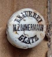 Porcelanka GLATZ / Zimmermann