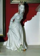 figurka Rosenthal, Friedrich, sygnowana stan bdb