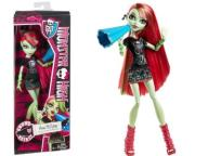 Monster High Straszycheeleaderki Venus BDF09