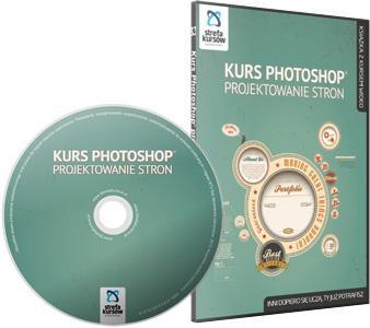 Kurs Photoshop - PROJEKTOWANIE STRON INTERNETOWYCH
