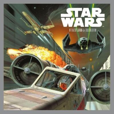 Star Wars Gwiezdne Wojny - Kalendarz 2017