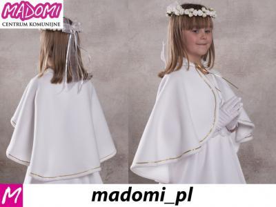 b951346de2 MADOMI peleryny komunijne pelerynka komunijna PKC2 - 5814627094 ...