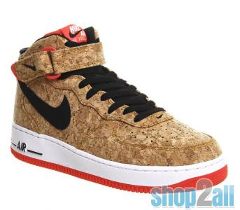 nike air force 1 mid 07 cork allegro