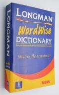 LONGMAN WORDWISE DICTIONARY new