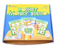 5431-70 ...LEARNING ... i#u GRA POCKET MONEY BINGO