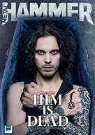 Metal Hammer 12/17 WORLD EXCLUSIVE: HIM IS DEAD