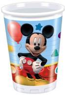 Kubeczek plastikowy Myszka Mickey 8szt - 200ml