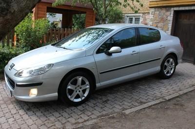Peugeot 407 Sedan 2 0 Benz 2006 Mega Przebieg 6894836699 Oficjalne Archiwum Allegro