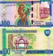 # GAMBIA - 100 DALASIS -2015- P35 - UNC s. A